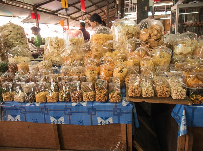 Food market Chiang Mai 1