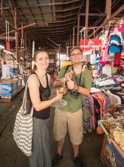 Food market Chiang Mai 2