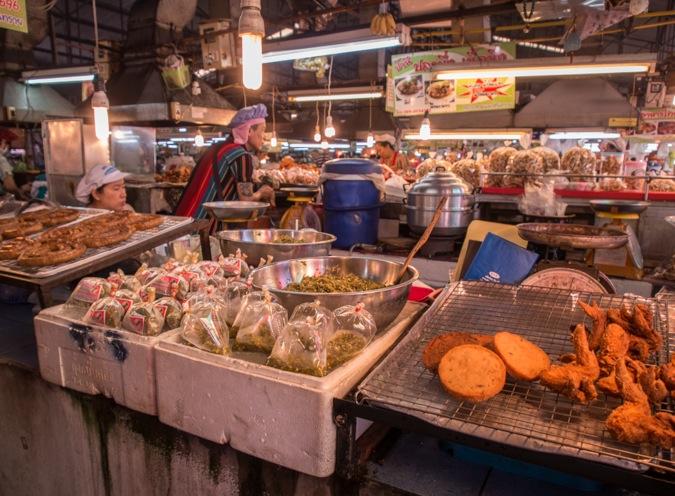 Food market Chiang Mai 6