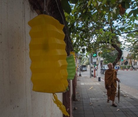 Monks in Chiang Mai 1