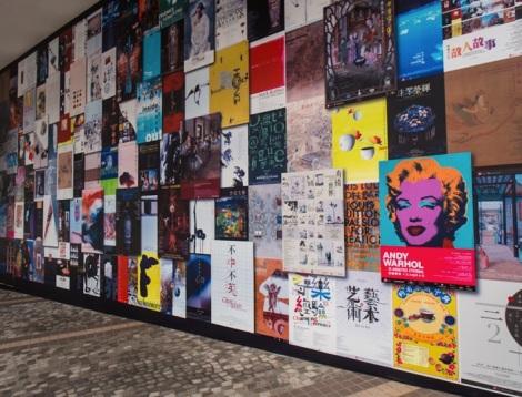 Andy Warhol Ausstellung in TST 3