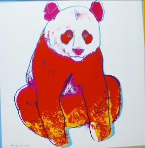 Andy Warhol Panda