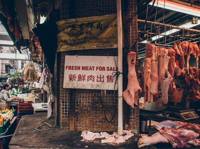 Bowrington Road Market 2 Meat