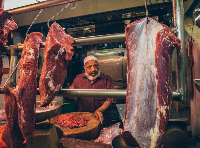 Bowrington Road Market 3 Halal Butcher