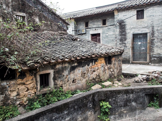 Lai Chi Wo 10 Old Houses