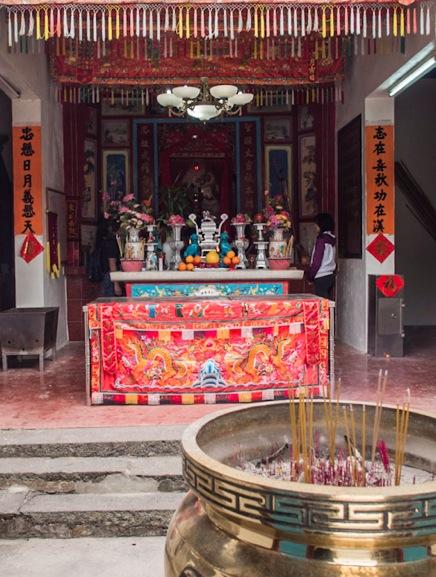 Lai Chi Wo 12 Temple
