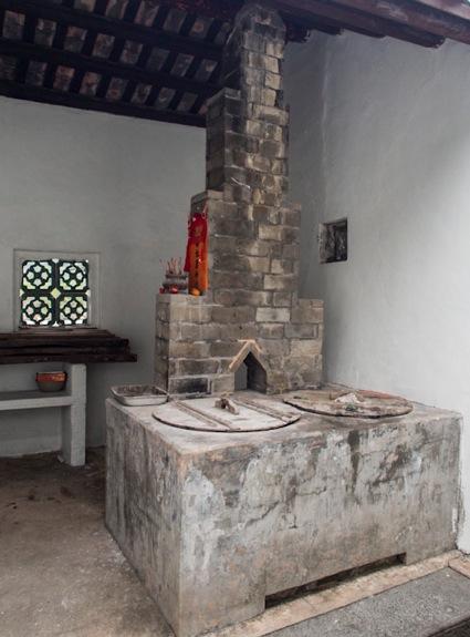 Lai Chi Wo 13 Temple