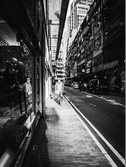 People in Causeway Bay 3