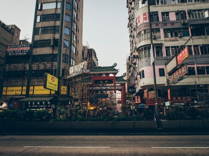 Temple Street Yau Ma Tei 1
