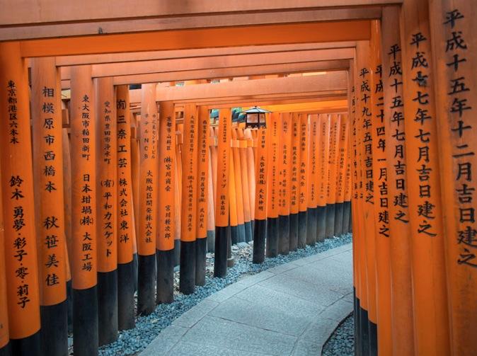 Fushimi Inari Kyoto 7