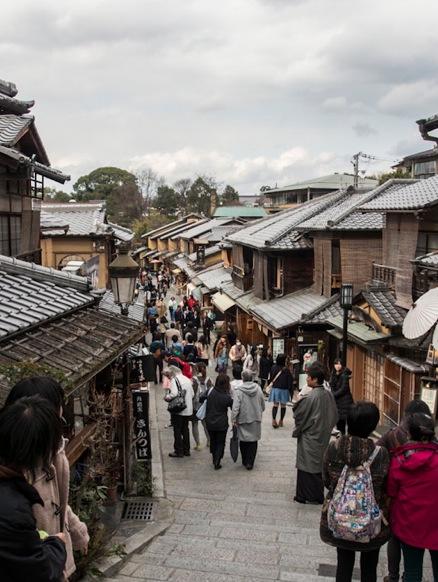 Higashiyama in Kyoto 3
