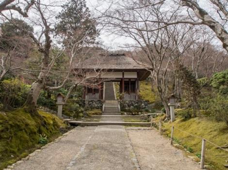 Jojakkoji Temple in Arashiyama 1