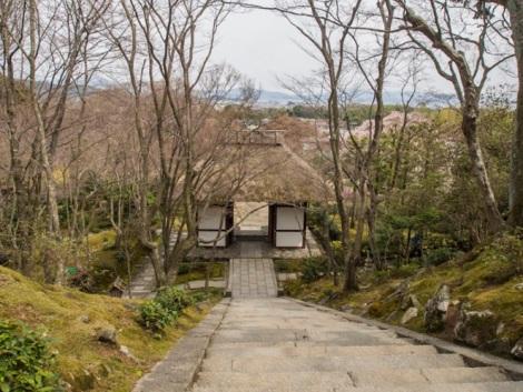 Jojakkoji Temple in Arashiyama 3