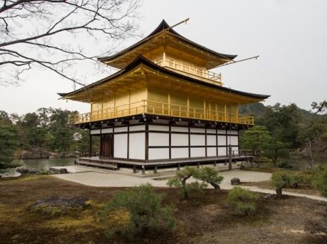 Kinkakuji Temple Kyoto 2