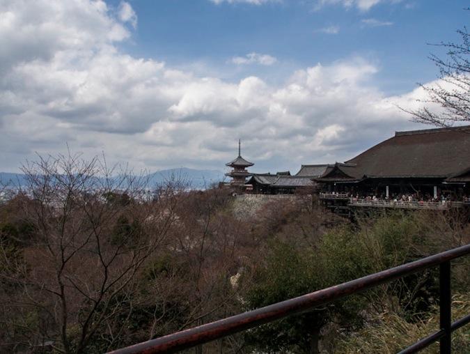 Kiyomizudera Temple Kyoto 0