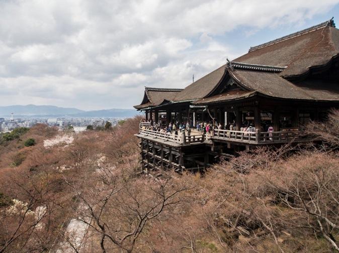 Kiyomizudera Temple Kyoto 1