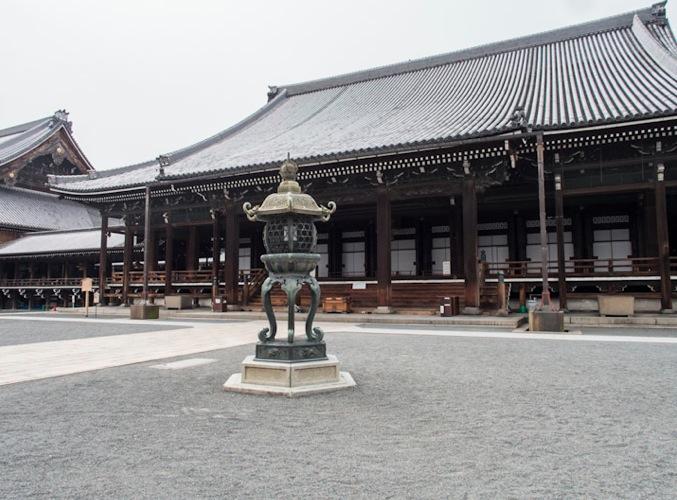 Kyoto: Nishi Honganji Temple  bluebalu: Living in Hong Kong