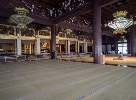 Nishi Hongwanji Kyoto 3