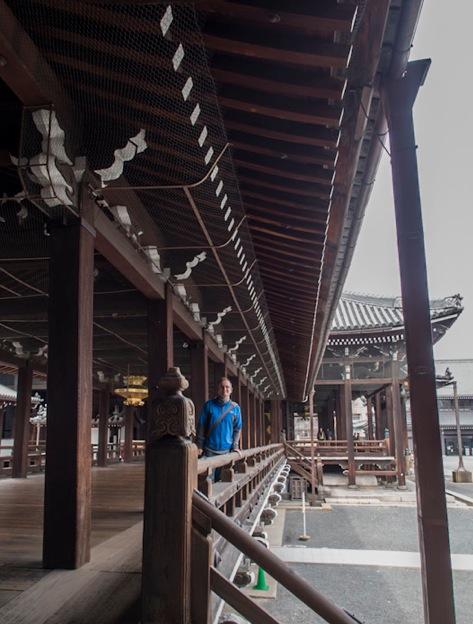 Nishi Hongwanji Kyoto 4