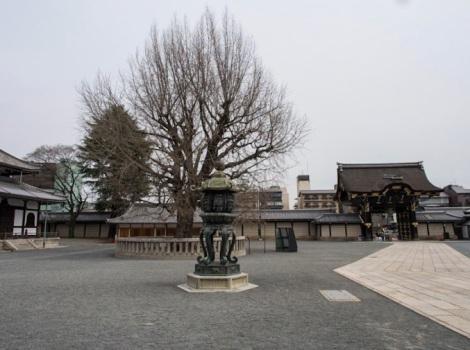 Nishi Hongwanji Kyoto 5