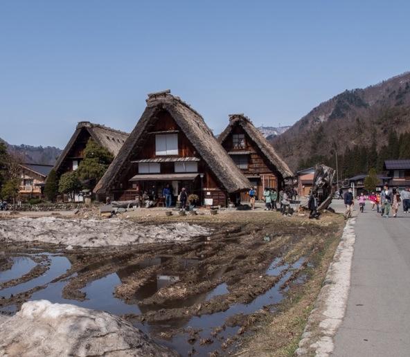 10 - Shirakawago