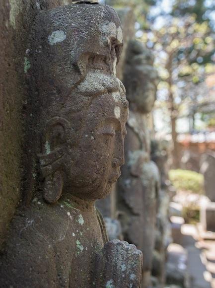 Engaku-ji Temple Kamakura 11 Statue