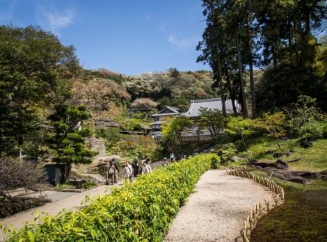 Engaku-ji Temple Kamakura 3