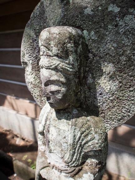 Engaku-ji Temple Kamakura 8 Statue