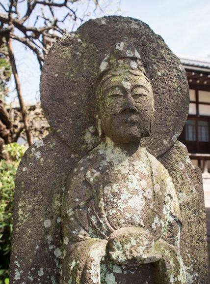 Engaku-ji Temple Kamakura 9 Statue