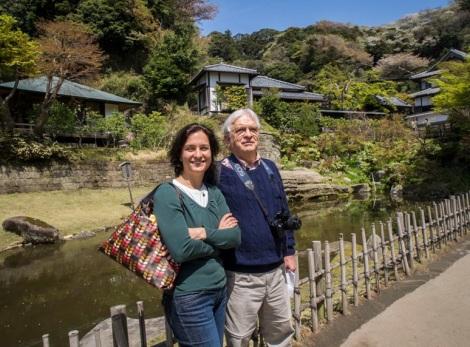 Engaku-ji Temple Kamakura Pond