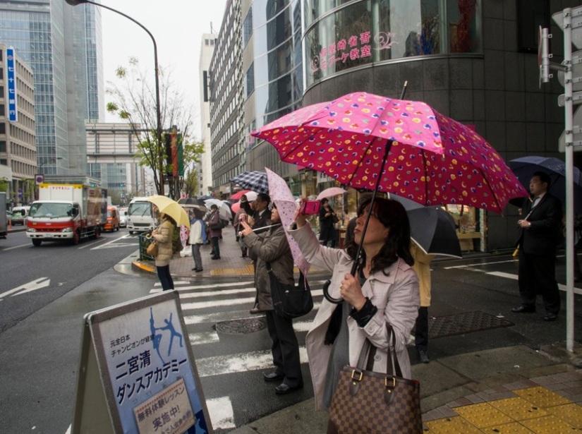 Kabuki-za theatre opening 1