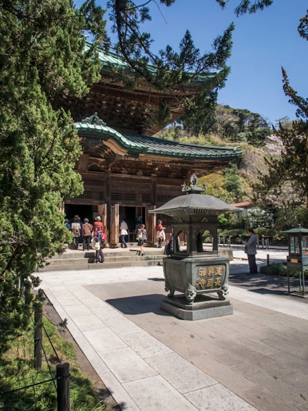 Kenchoji Temple Kamakura 4