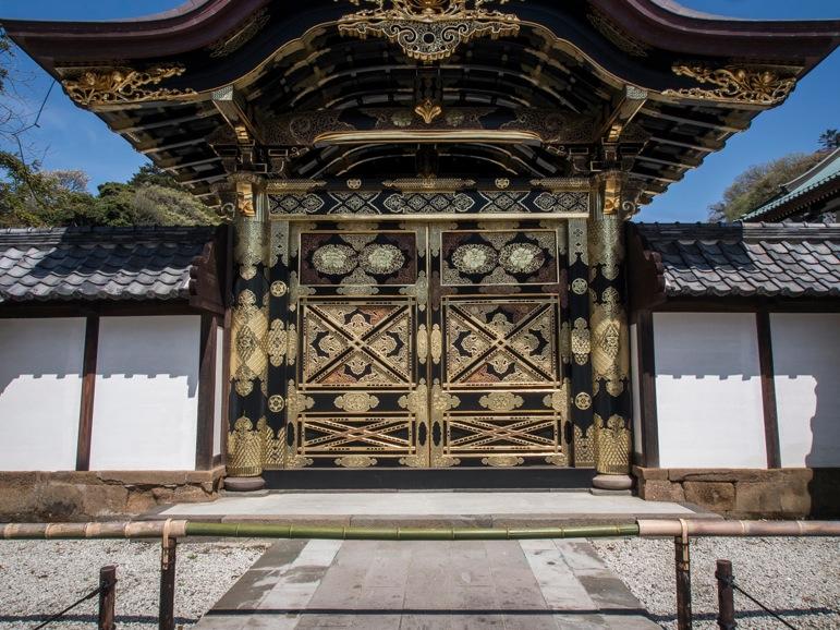 Kenchoji Temple Kamakura 7