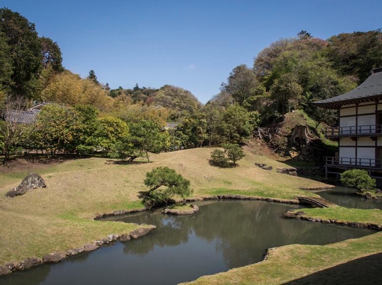 Kenchoji Temple Kamakura 8