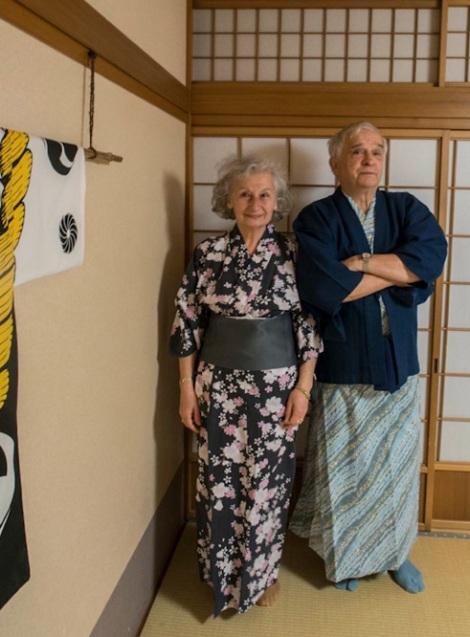 Kimono in Takayama 2