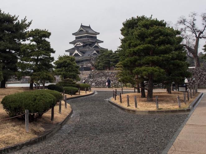 Matsumoto Castle 1
