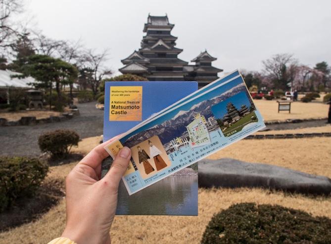 Matsumoto Castle 3