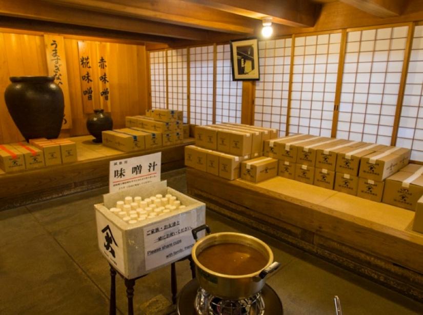 Miso shop in Takayama 2