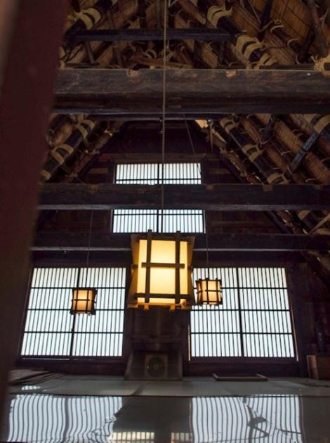 Shirakawa-go 11 inside
