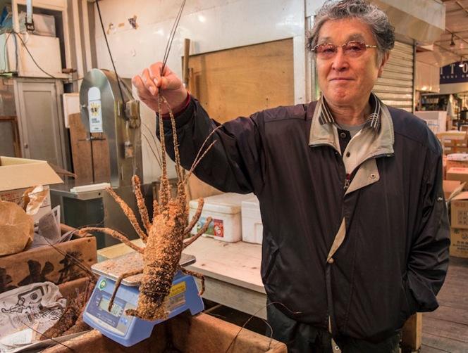 Tsukiji Fish Market Friendly Trade 1