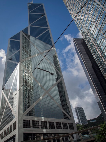 Bank of China and Clouds 1