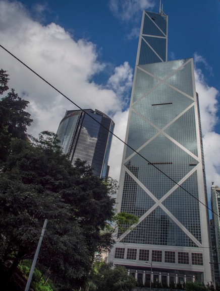 Bank of China and Clouds 3