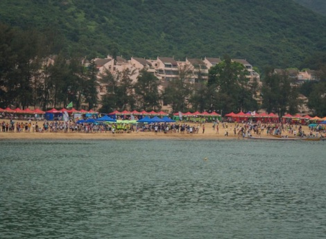 Dragon Boat Race 2013 Discovery Bay 3