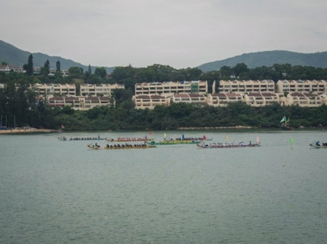 Dragon Boat Race 2013 Discovery Bay 5