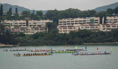 Dragon Boat Race 2013 Discovery Bay 6