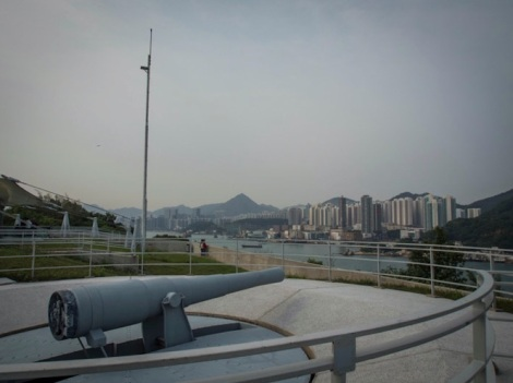 Hong Kong Museum of Coastal Defence 4