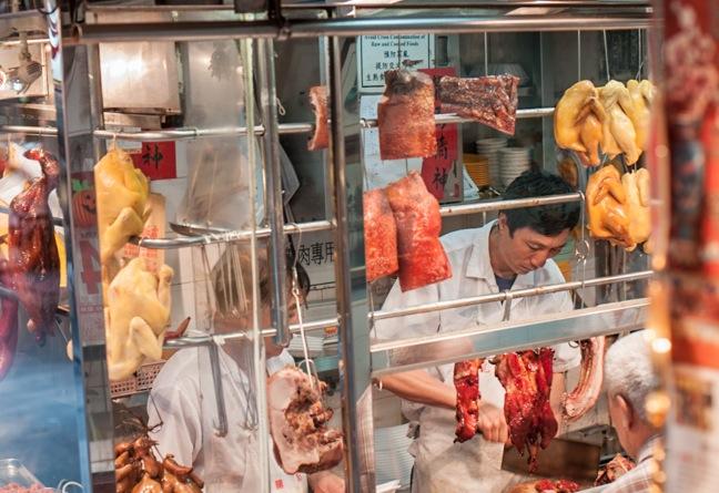 quintessentially HK 6 - bbq pork