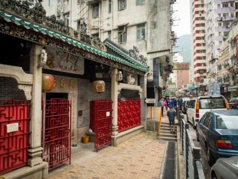 Shau Kei Wan 10 Tin Hau Temple