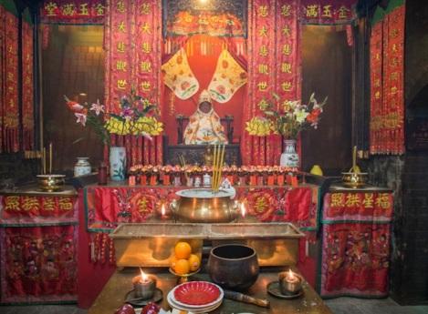 Shau Kei Wan 11 Tin Hau Temple