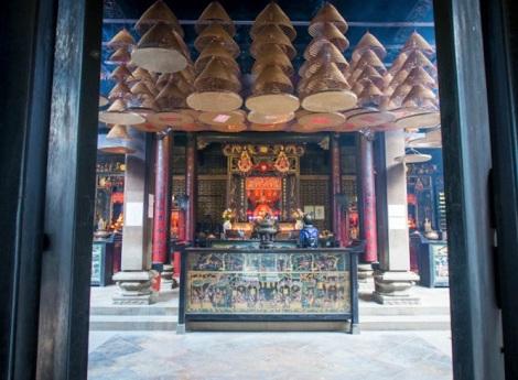 Shau Kei Wan 18 Tam Kung Temple